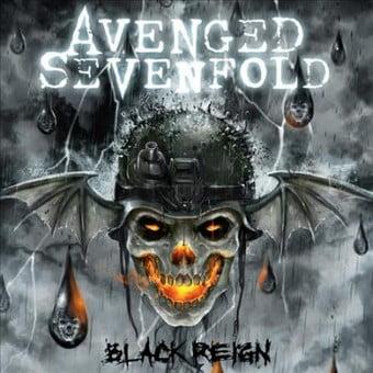 Avenged Sevenfold - Black Reign - Vinyl (Avenged Sevenfold Warmness On The Soul Chords)