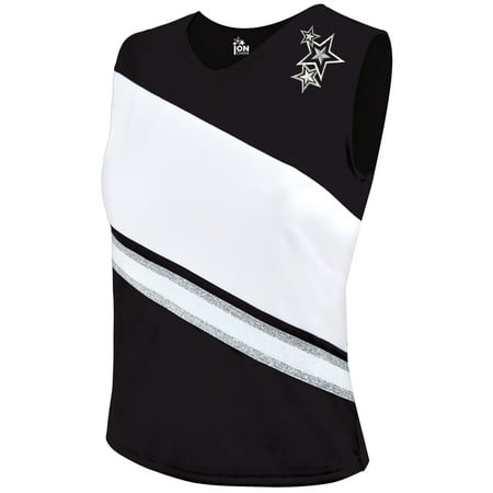 Rotation Cheerleading Uniform Top -Youth Girls Sizes (Cheerleading Uniforms For Kids)