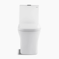 Swiss Madison Concorde Dual-Flush Square One-Piece Toilet (Seat Included)