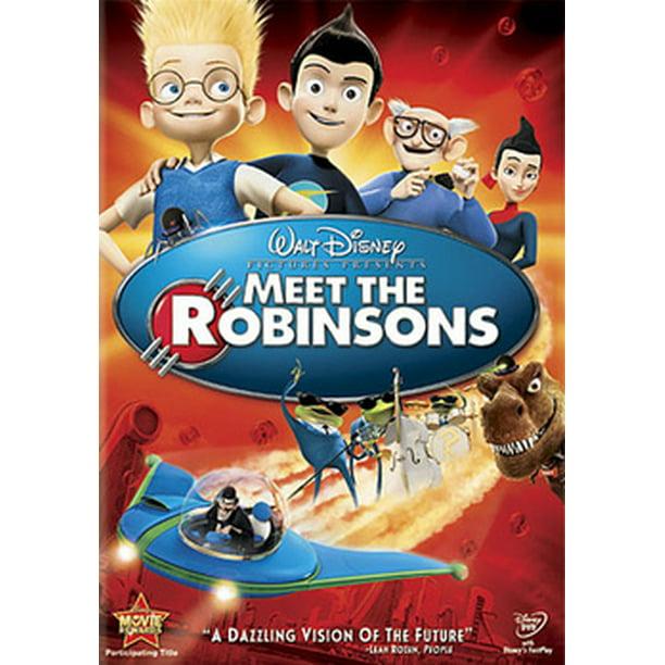 Meet The Robinsons Dvd Walmart Com Walmart Com