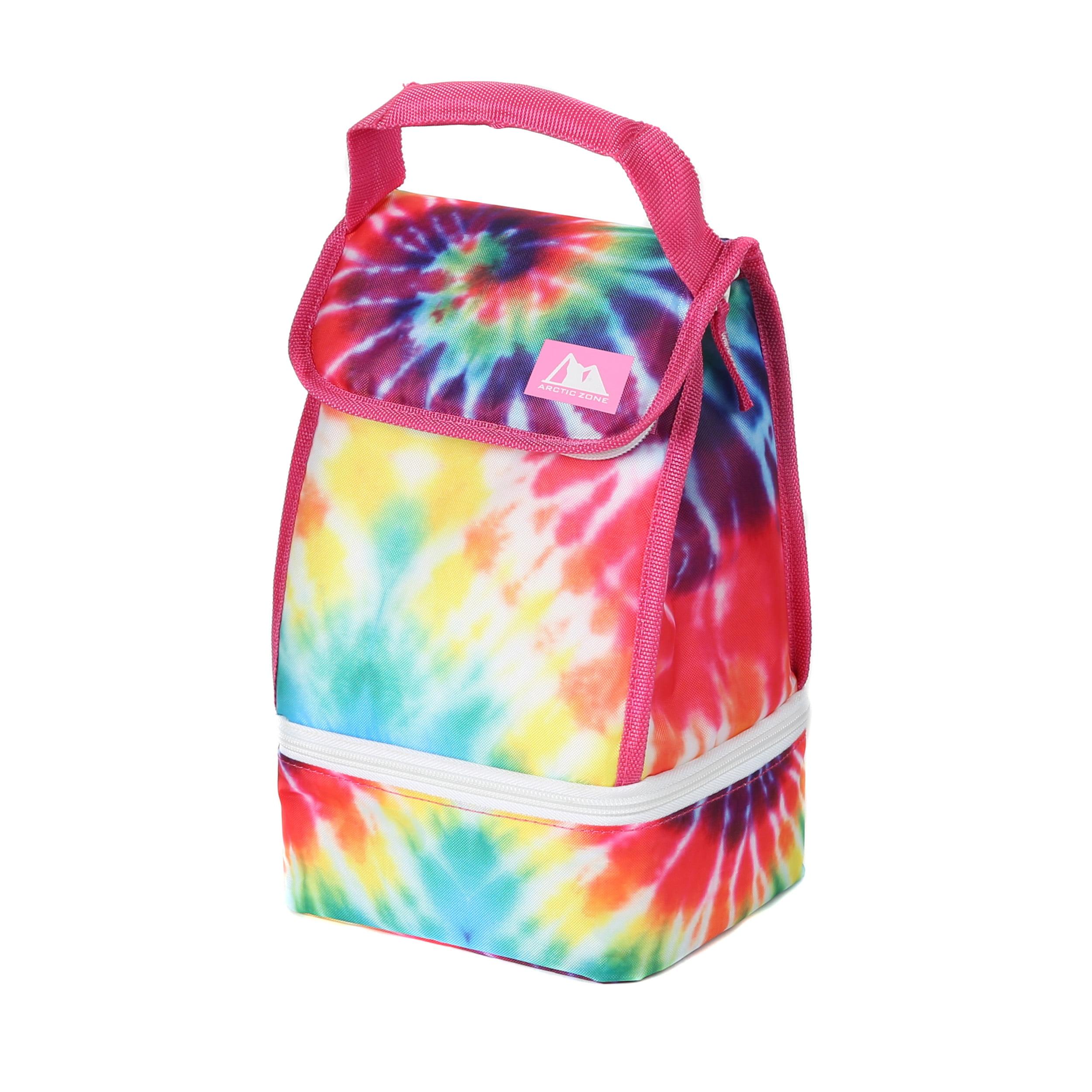 Arctic Zone Lunch Bag Plus, Tie Dye