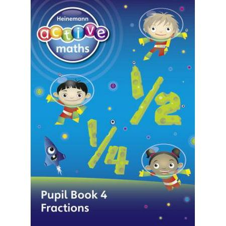 Heinemann Active Maths Exploring Number: First Level Pupil Book 4 (Paperback)