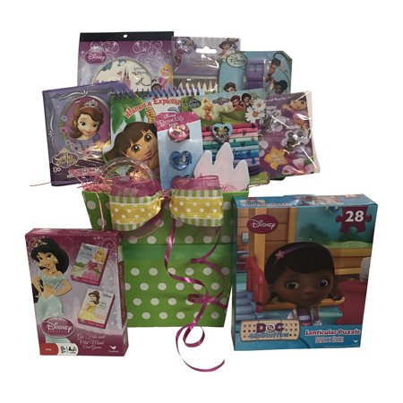 Dora the Explorer and All Friends Gift Baskets for Girls, Perfect Easter Gifts for Girls 3-8 Years