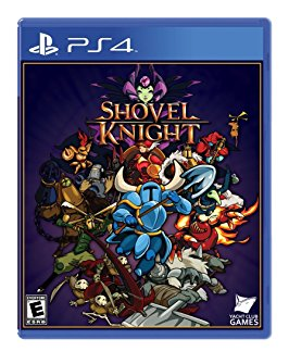 Shovel Knight PlayStation 4 by Yacht Club Games