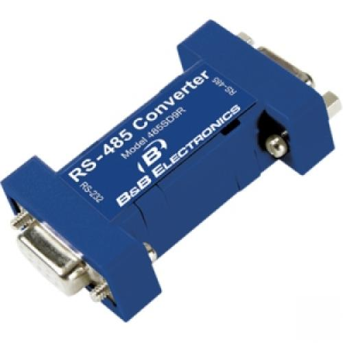 B&B Port Powered RS-232 To RS-485 Converter