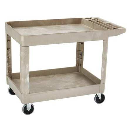 Rubbermaid Utility Cart, FG452089BEIG