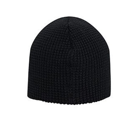 """Otto Cap Acrylic Knit Waffle Beanie 8"""" - Hat / Cap for Summer, Sports, Picnic, Casual wear and Reunion etc"""