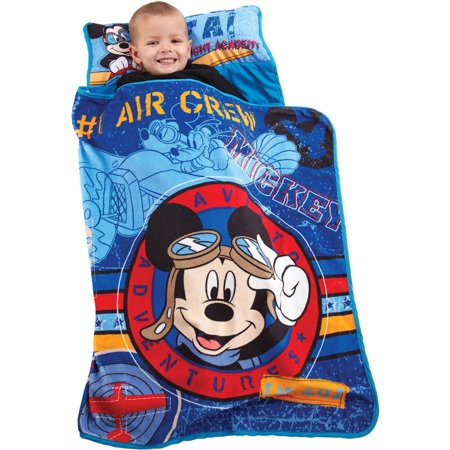 Disney Mickey Mouse Nap Mat (Girl Nap Mat)