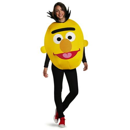 Bert Sandwich Board Sesame Street Costume Teen Adult Unisex - Ernie Bert Halloween