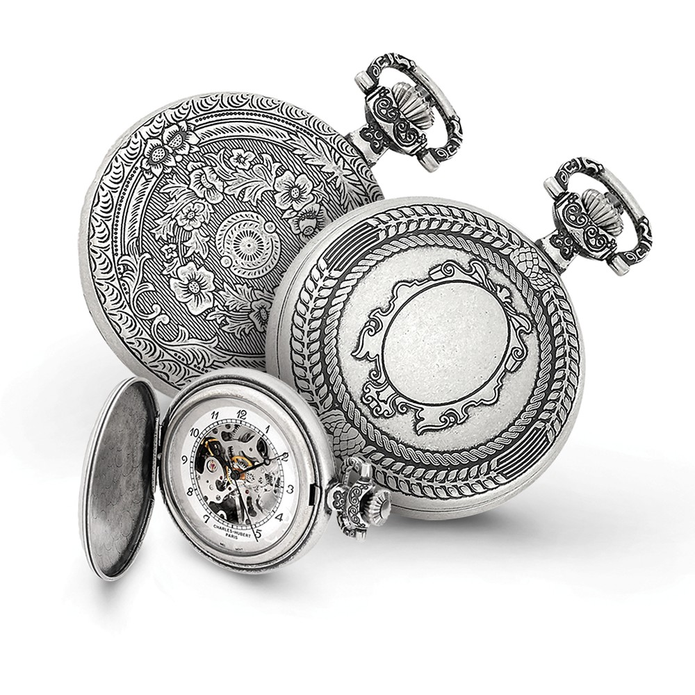 Charles Hubert, Paris 3920 Classic Collection Pocket Watch