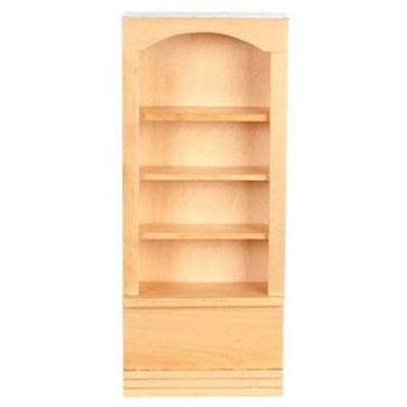 Dollhouse Bookshelf Oak