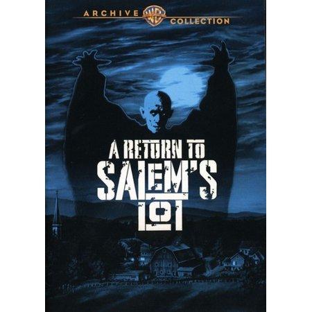 A Return To Salem's Lot (DVD) - Return To Halloweentown