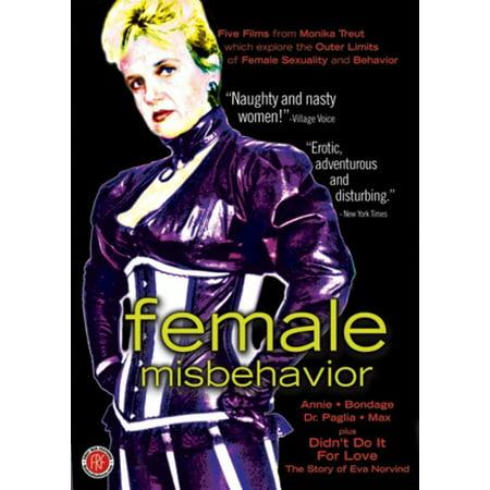 Female Misbehavior (DVD) (Top Female Movie Characters)
