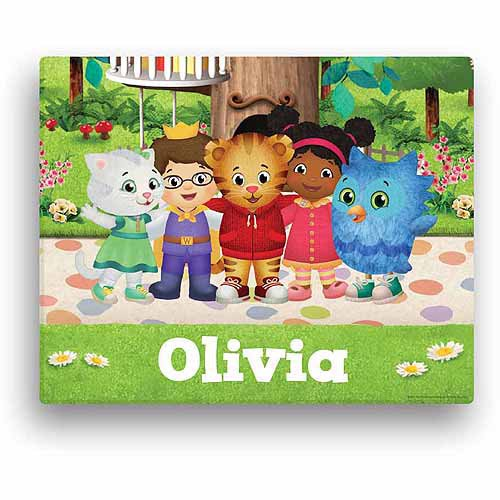 Personalized Daniel Tiger S Neighborhood Friends 16 Quot X 20
