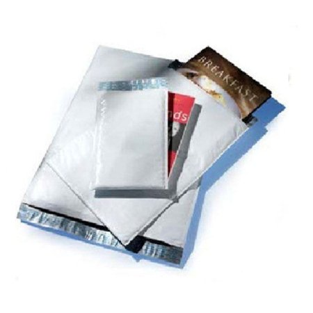 Packagingsuppliesbymail Size #DVD Self-seal Poly Bubble Mailers 7.25 x 9.75 Padded Envelopes (Pack of 100) ()
