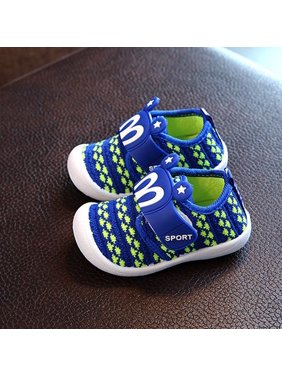 97993c147f5e Product Image Outtop Toddler Children Kids Baby Cartoon Star Rabbit Ears  Squeaky Single Shoes Sneaker