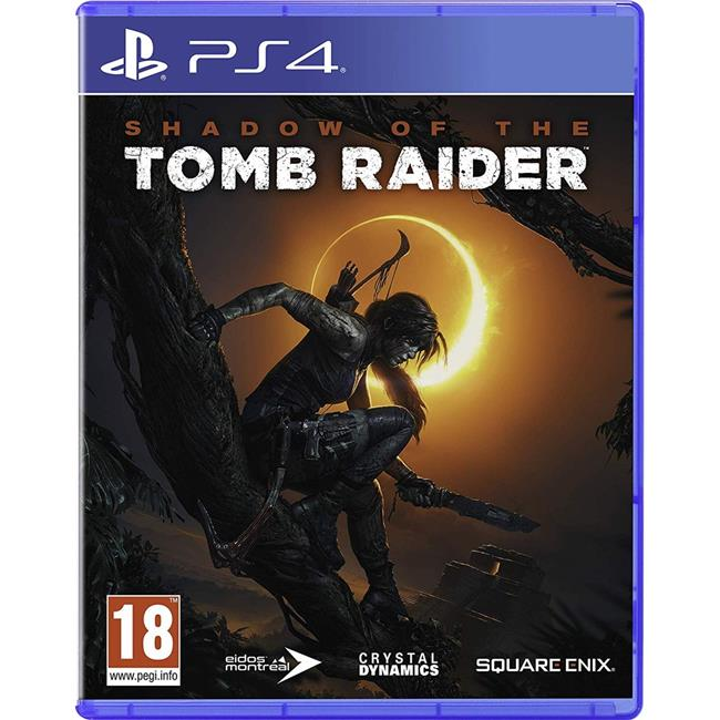 Square Enix 92127 Shadow of the Tomb Raider Standard Edition PS4 - image 1 de 1