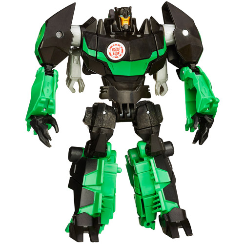 Transformers Robots in Disguise Warriors Class Grimlock Figure by Hasbro
