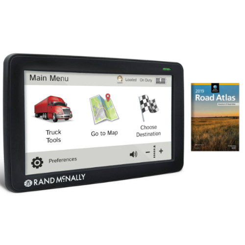 Refurbished Rand McNally TND730LM with Road Atlas Rand McNally TND730LM