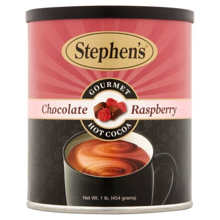 Stephen's, Gourmet Hot Cocoa, Chocolate Raspberry (Pack of 6)