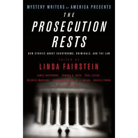 Mystery Writers of America Presents The Prosecution Rests -