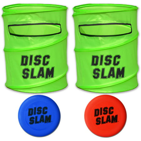 Gosports Disc Slam Flying Set With 2 Discs And Case