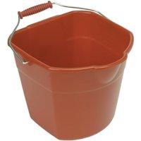 Harper 17 Quart Mop Bucket, Red