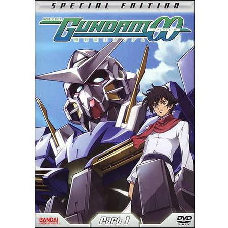 Mobile Suit Gundam 00: Season 1, Part 1 SE
