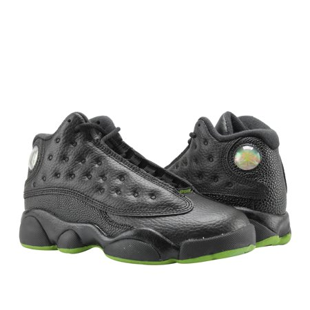 on sale ef2b4 2e52e Jordan - Nike Air Jordan 13 Retro BP Blk Altitude Little Kid ...
