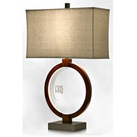 GwG Outlet Table Lamp in Wellwood Finish