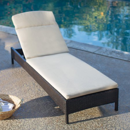 Coral Coast Berea All Weather Wicker Chaise