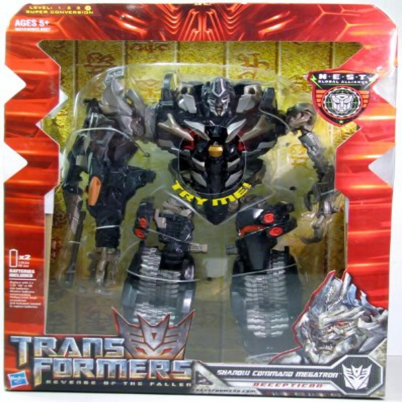 Hasbro Transformers Movie 2 Leader - Shadow Command Megatron