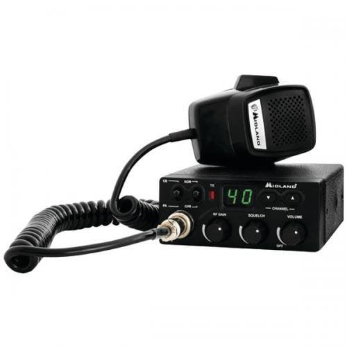 Citizen Band Mini Radio