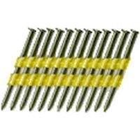ProFIT 0616173 Collated Framing Nail, 3 in L, 11 ga, Bright