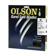 Olson Saw WB56382DB Bandsaw Blade, .25 x 82-In., 6-TPI - Quantity 1