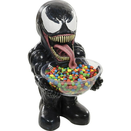 Classic Venom Candy Bowl Halloween Costume Accessory - Halloween Candy Dog