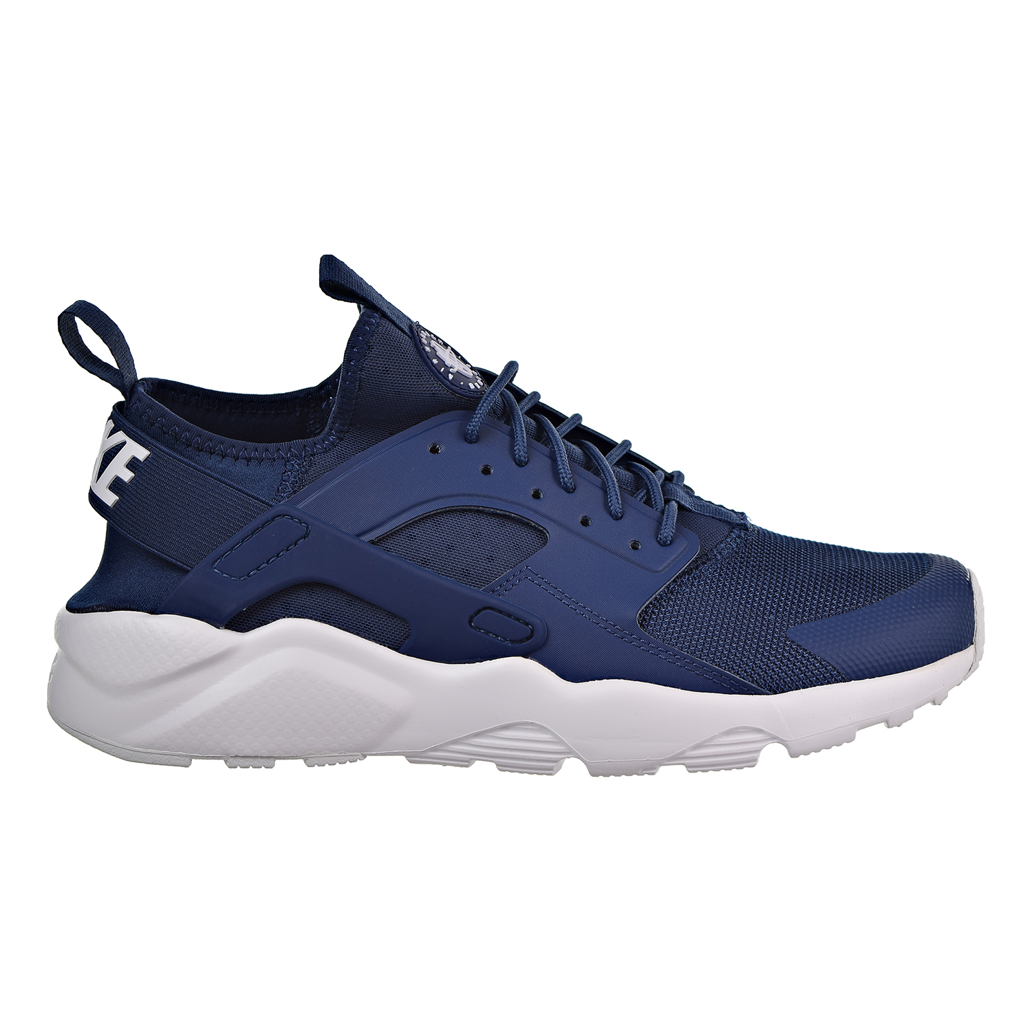 nike air huarache run ultra blu