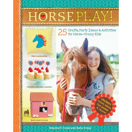 Horse Play! - Paperback - Horse Party Ideas
