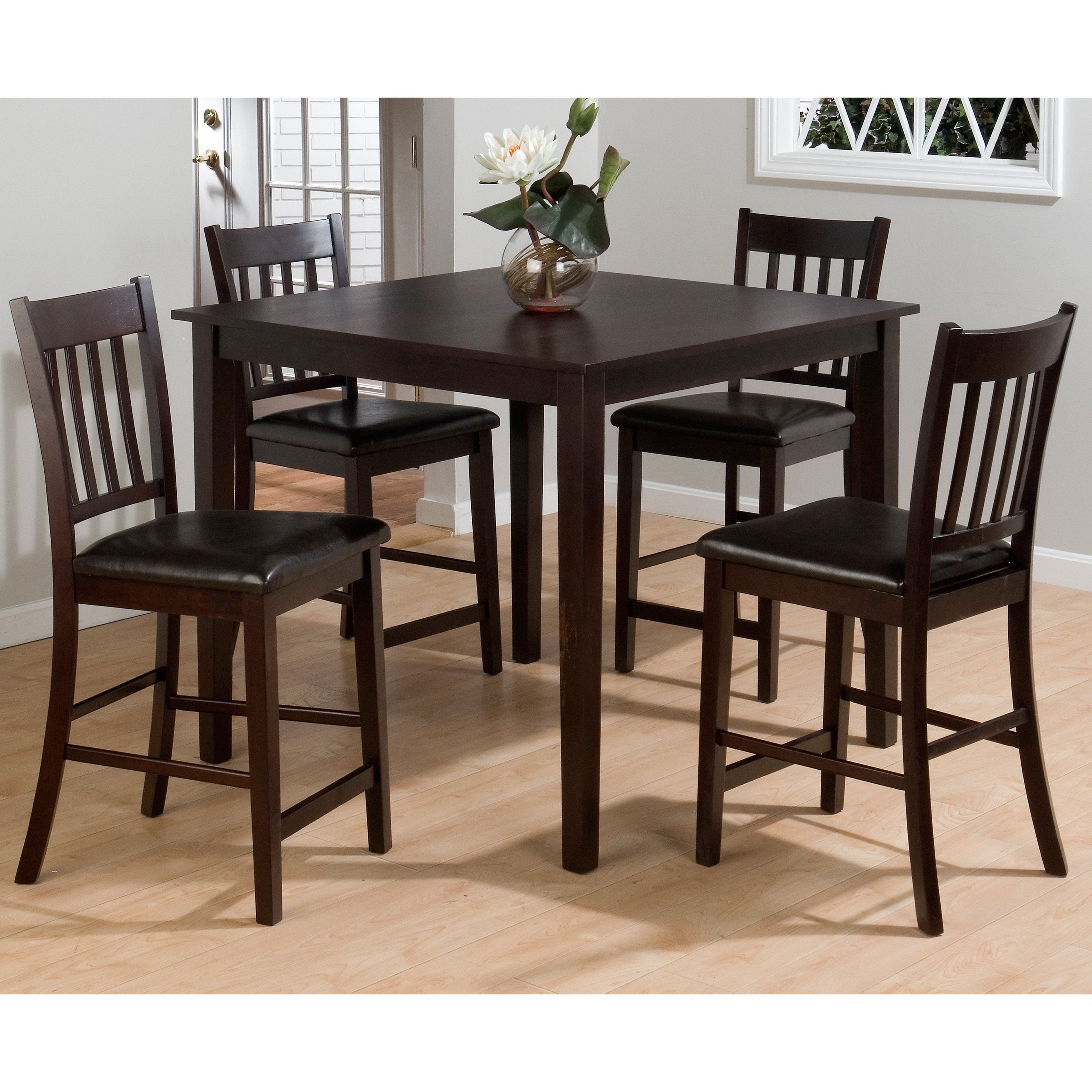 Jofran Marin County 5 Piece Counter Height Dining Set