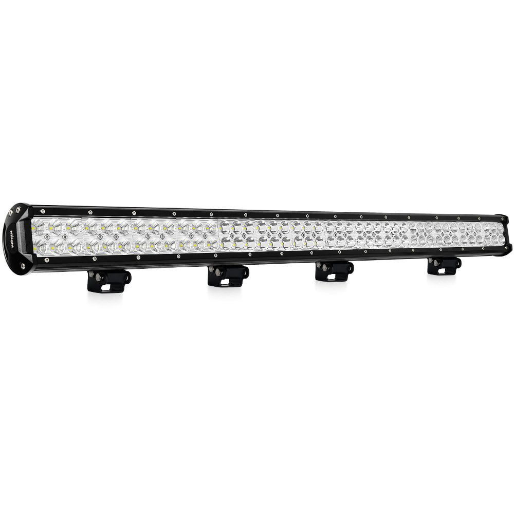 "17/"" Inch 252W LED Work Light Bar Flood Spot Combo Offroad Driving Lamp Car Truck"