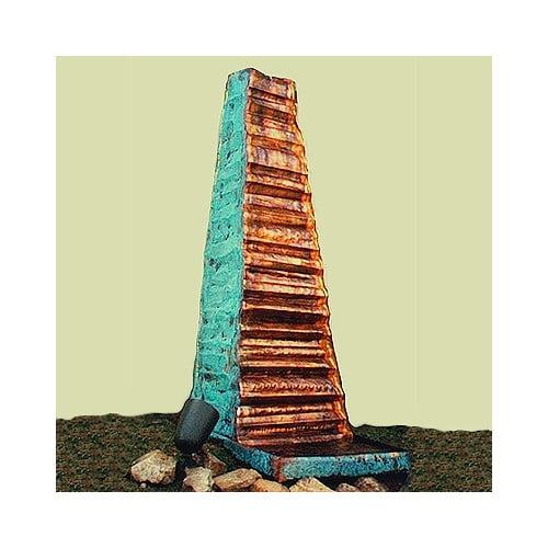 Harvey Gallery The Obelisk Fountain