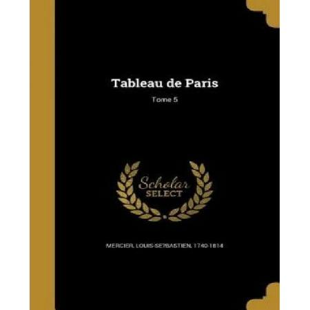 Tableau de Paris; Tome 5 - image 1 of 1