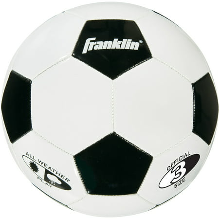 Franklin Sports Competition 100 Size 3 Soccer (Franklin L'halloween)