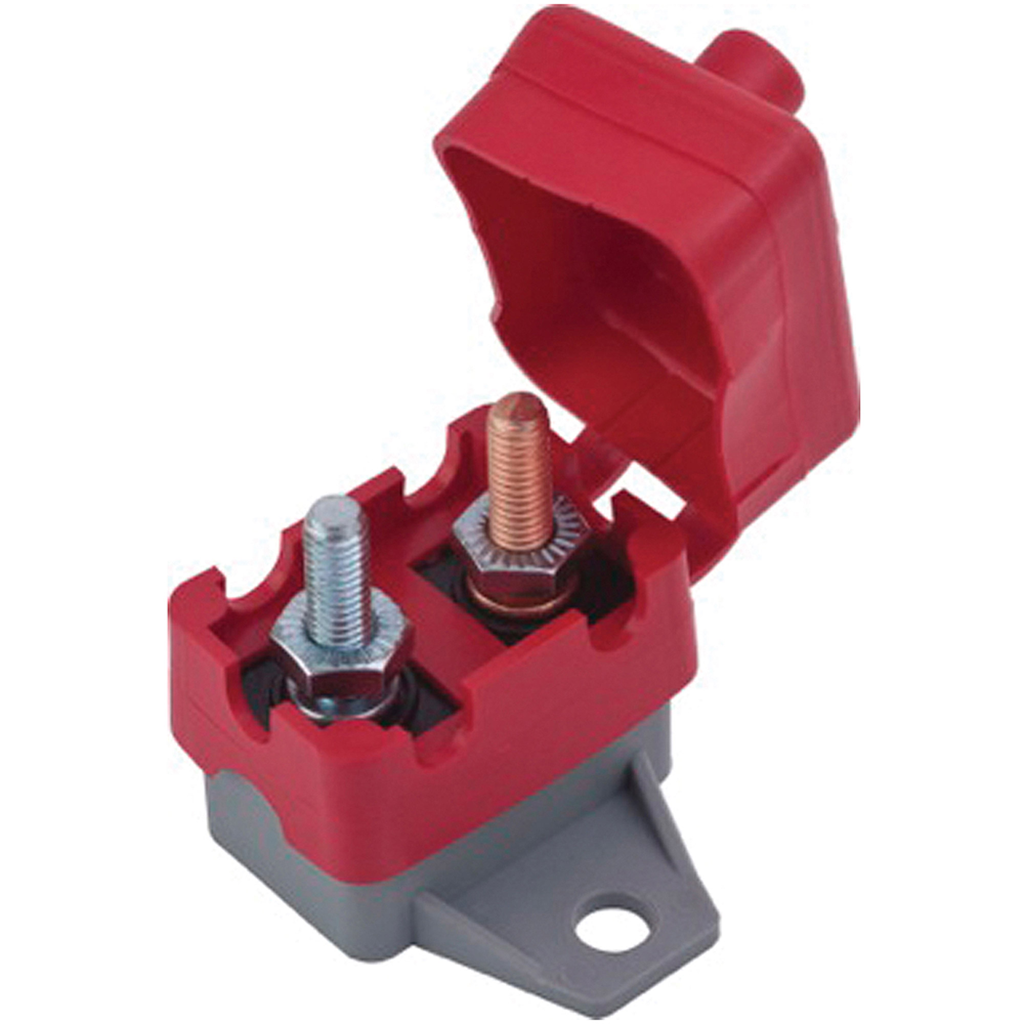 Sea Dog Resettable Circuit Breaker Without Cover 50 Amp