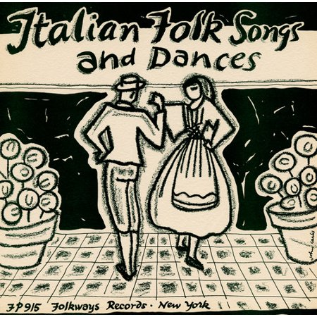 Italian Folk Songs / Various