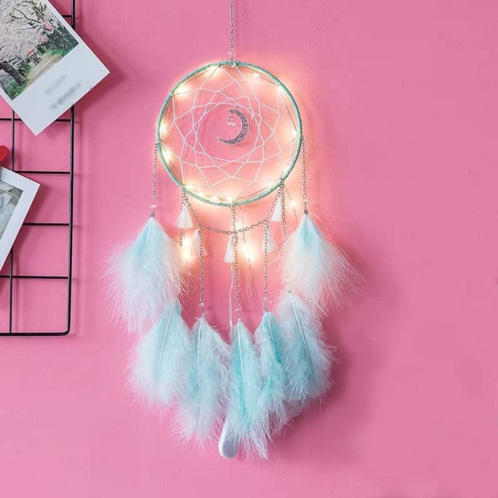 Dream Catcher Girl Bedroom Dream Catcher Light Dream Catcher ...