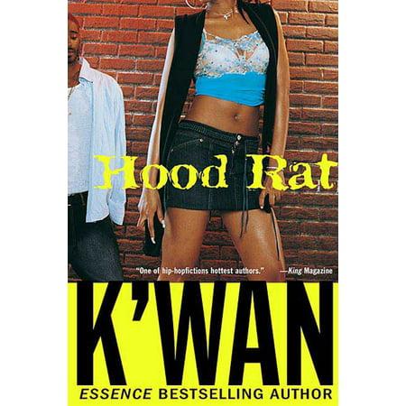 A Cartoon Rat (Hood Rat : A Novel)
