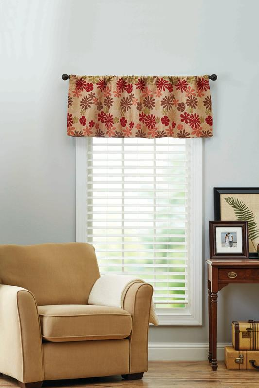 Better Homes & Gardens Manolo Valance by Keeco