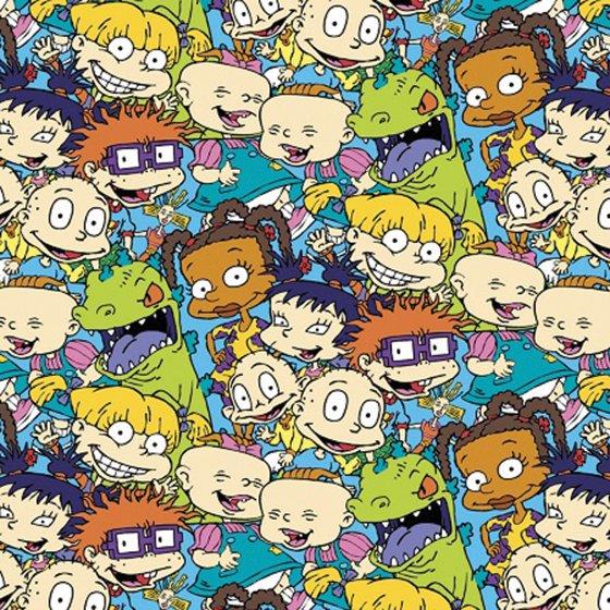 3451f7f90f5bb Nickelodeon-Rugrats 43/44