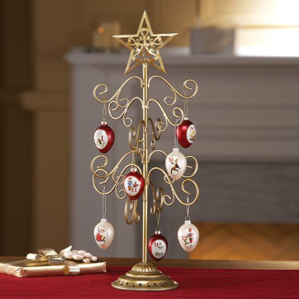 Collections Etc Joyous Holiday Tree